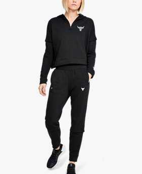 Women's Project Rock Terry Joggers